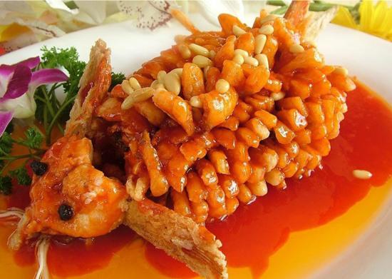 Jiangsu food