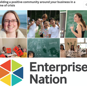 Enterprise Nation Feature