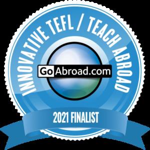 Go-Abroad-Finalist-TEFL badge