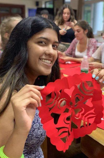 Enjoy fun cultural and language workshops